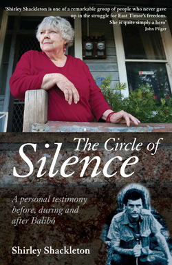 Circle of Silence by Shirley Shackleton