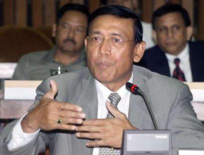 Wiranto, Calon presiden, pemilu 2009, indonesia