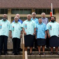 Melanesian Spearhead Group Leaders Summit