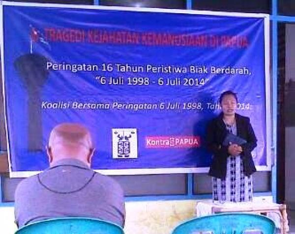 West Papua Report August 2014