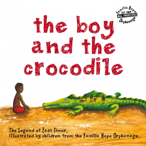 The boy and his crocodile