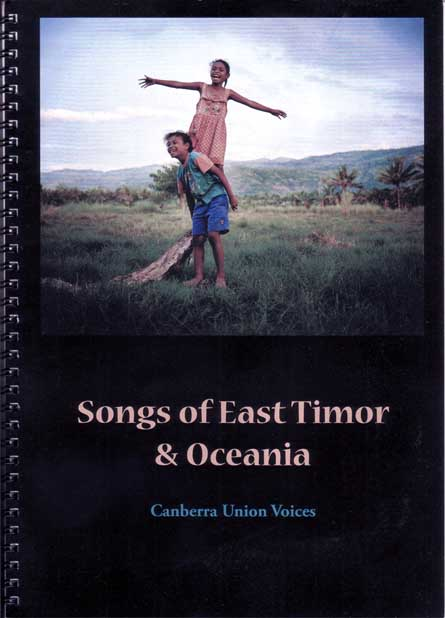 Songs of East Timor