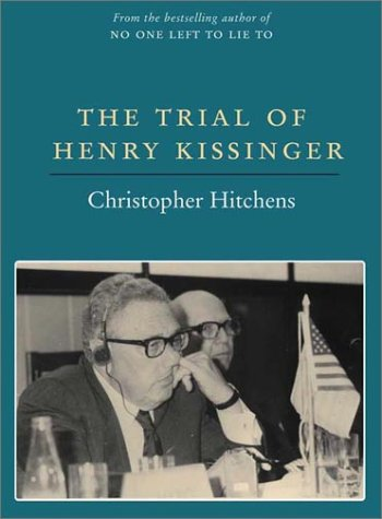 cover of Hitchen's book on Kissinger